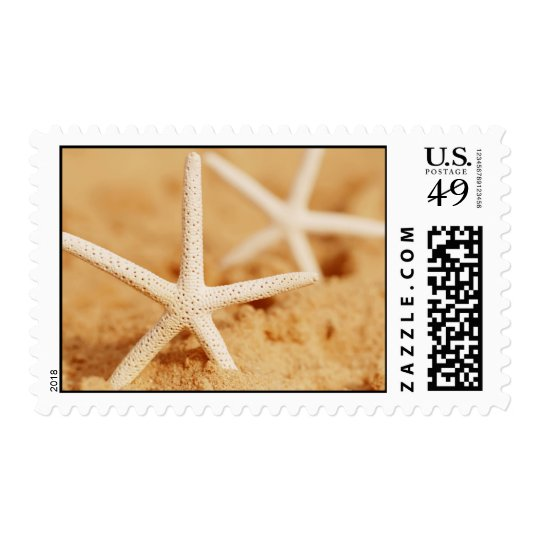 Two Starfish Postage