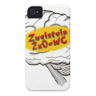 Two-stone iPhone 4 Cover