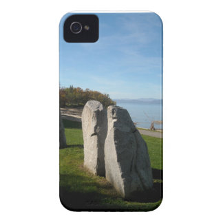 Two Stones Phone Case iPhone 4 Cover