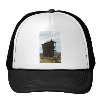 Two Stories with Stairs Trucker Hat