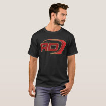 Two Stroke Mens Biker Gift for Dad Him  cycling T-Shirt