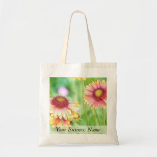 Two Sunny Blanket Flowers Tote Bag