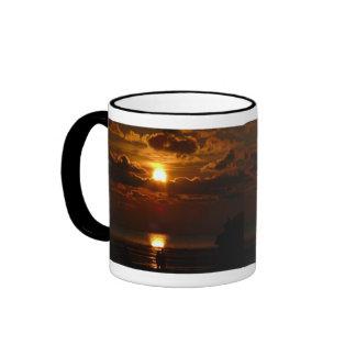Two Suns Ringer Coffee Mug