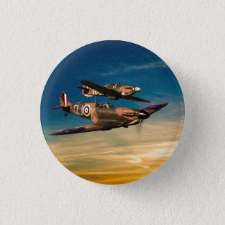 Two Supermarines Button