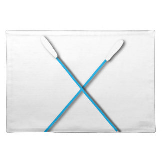 Two SWABS Cloth Placemat