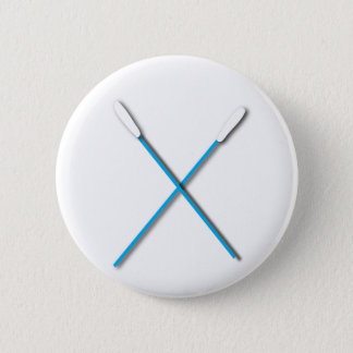Two SWABS Pinback Button