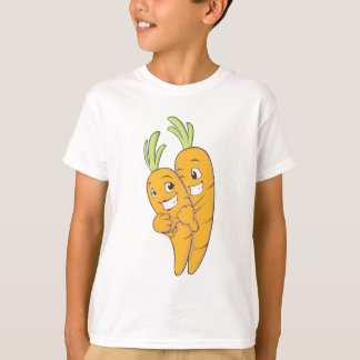 Two Sweet Carrot Lovers T-Shirt