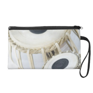 Two Tablas Wristlet Purse