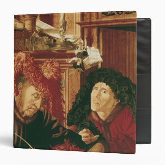 Two Tax Gatherers, c.1540 Binders