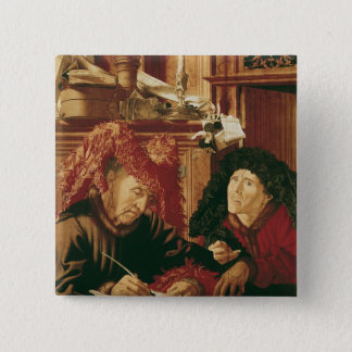 Two Tax Gatherers, c.1540 Button