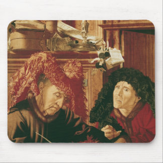 Two Tax Gatherers, c.1540 Mouse Pad