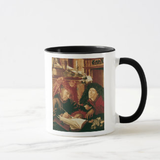 Two Tax Gatherers, c.1540 Mug