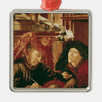 Two Tax Gatherers, c.1540 Ornaments