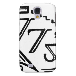 two tees samsung galaxy s4 cover