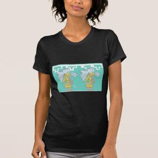 Two Teotihuacan Warriors #1 T-Shirt