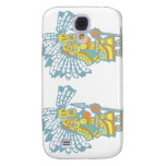 Two Teotihuacan Warriors #2 Samsung Galaxy S4 Cover