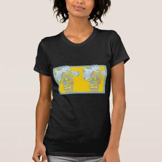 Two Teotihuacan Warriors #3 T-Shirt