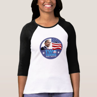 Two Terms for Obama / Biden 2012 Tshirt