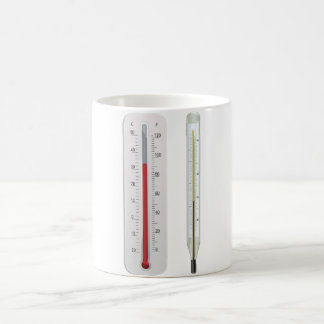 Two Thermometers Mug