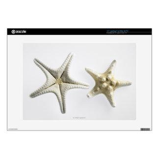 Two Thorny Starfish Laptop Skin