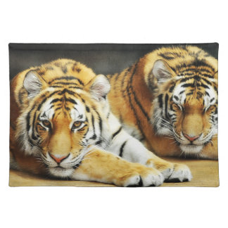 Two Tigers American MoJo Placemats