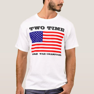 e04a3bd7d World War Two T-Shirts - T-Shirt Design & Printing | Zazzle