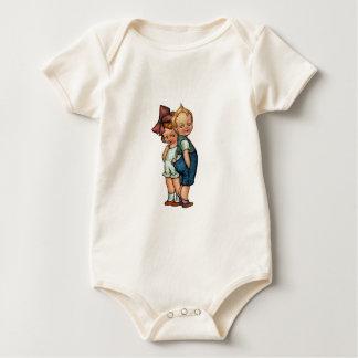 Two Tiny Tots Baby Bodysuit
