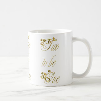 Two to be One Mug ( 11oz size)
