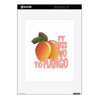 Two To Mango iPad Skin