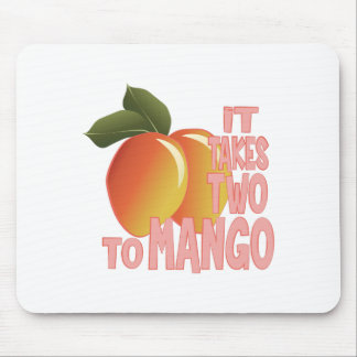 Two To Mango Mouse Pad