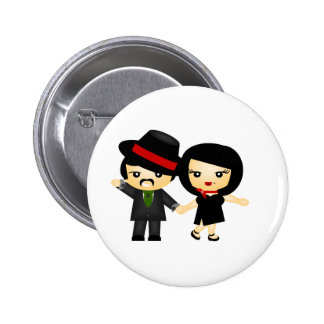 Two to Tango 2 Inch Round Button