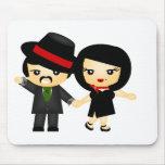 Two to Tango Mousepad