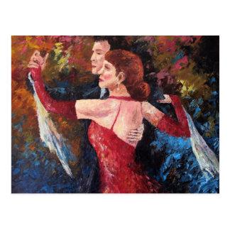 Two To Tango Postcard