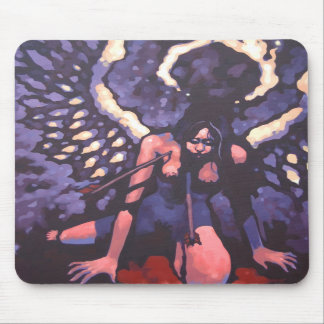 Two to the Chest - Goad Mousepad