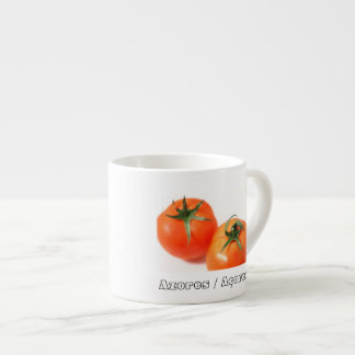 Two tomatoes espresso cup