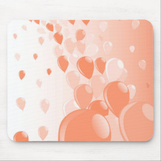 Two Tone Baloons Mouse Pad