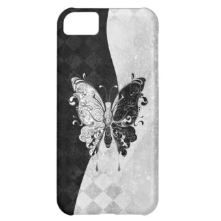 Two Tone Butterfly iPhone 5C Cover
