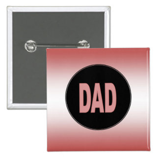 Two Tone Dad Pinback Button
