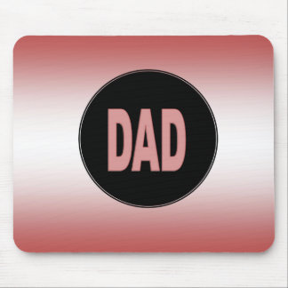 Two Tone Dad Mousepads