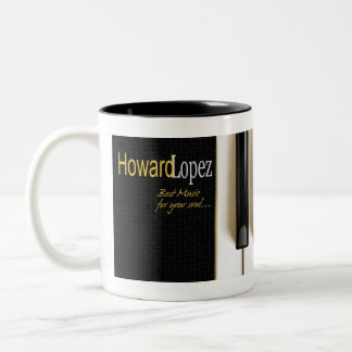 Two Tone Keyboard Mug