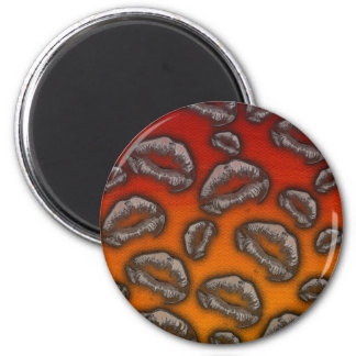 Two-Tone Lips Magnet