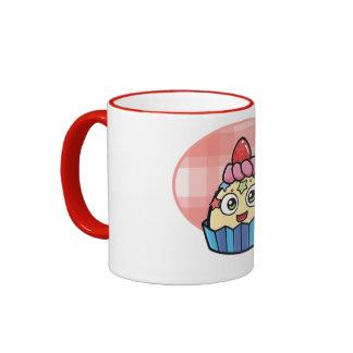 Two Tone Mug Boo Cupcake