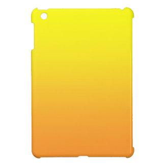 Two Tone Sunshine Yellow iPad Mini Case
