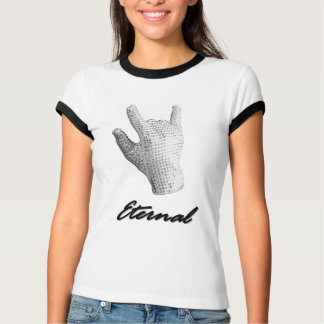 Two-tone tee-shirt Eternal T-Shirt
