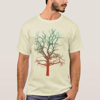 Two-Tone Tree T T-Shirt