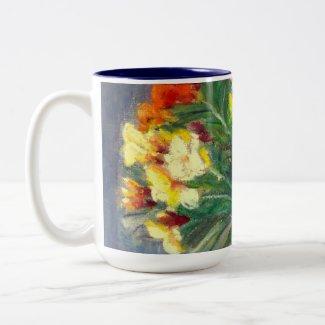 Two-tone Wallflower Mug mug