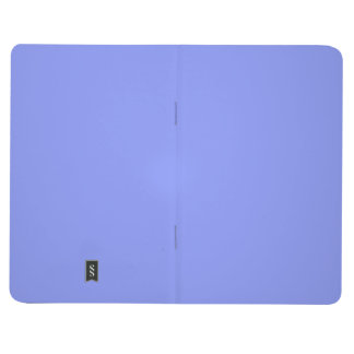 Two-Toned Black and Baby Blue Pocket Journal