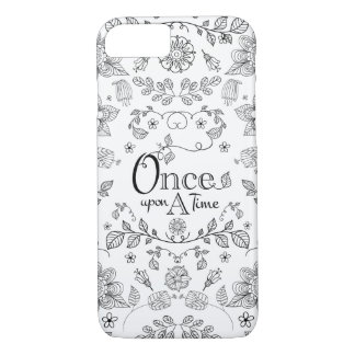 Two Toned Once Upon A Time Phone Case