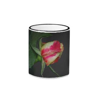 Two Toned Rosebud Mug