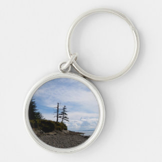 Two Tree Point Keychain